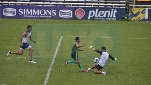 Los partidos se jugaron ayer en la ciudad de Rosario.