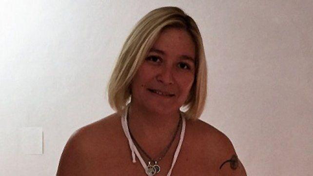 La secretaria Alejandra Gómez