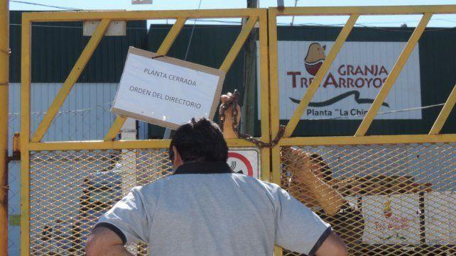 Denuncian falta de pago a delegados gremiales de Granja Tres Arroyos