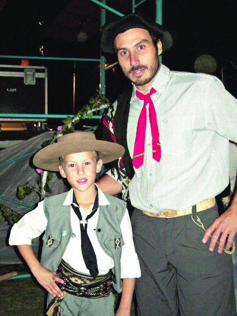 Urdinarrain vivió la Fiesta del Caballo