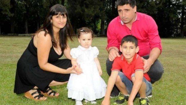 El custodio de Estela de Carlotto y su familia son los fallecidos en Uruguay