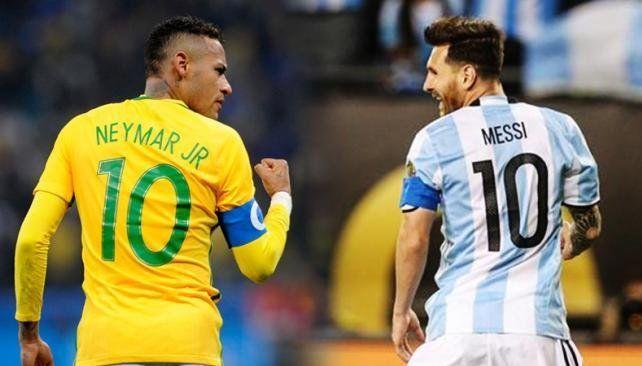 Argentina y Brasil, un nuevo amistoso en un escenario exótico