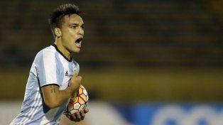 Argentina Sub 20 juega a todo o nada ante Venezuela