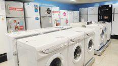 electrodomesticos: crecen 5% ventas por efecto ahora 18