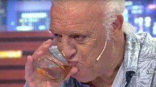 El Coco Basile dio clases de cómo se debe saborear un whisky