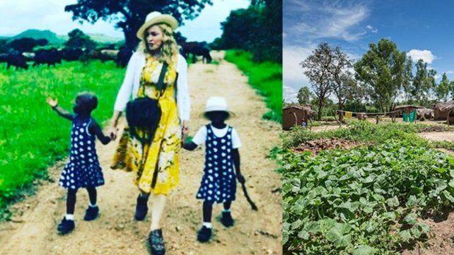 El drama de las hermanas de las gemelas adoptadas por Madonna