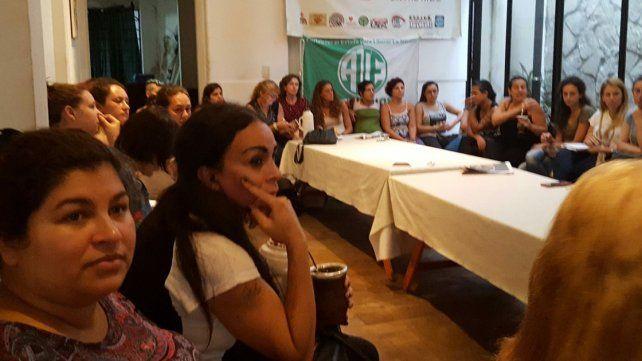 Una Asamblea Participativa organiza el Paro Internacional de Mujeres en Paraná