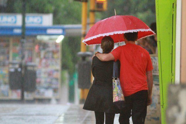 Hay alerta por lluvias y tormentas intensas para Entre Ríos