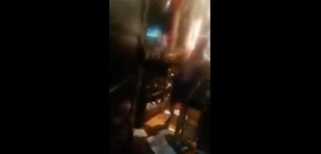Colón: entró a un bar y amenazó a las empleadas con una tijera