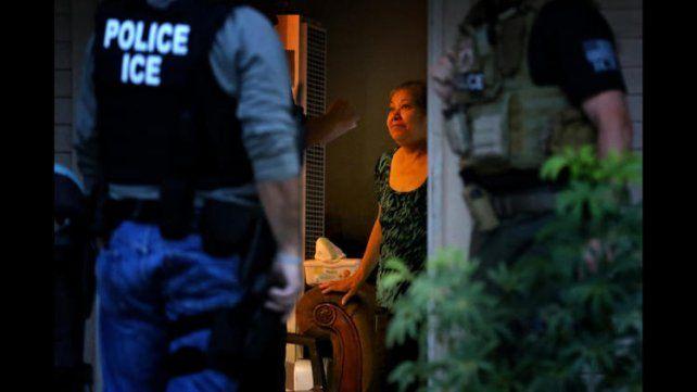 EEUU: Detuvieron a cientos de inmigrantes ilegales en amplios operativos
