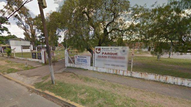 Este es el Parque Municipal Juan Piñeiro