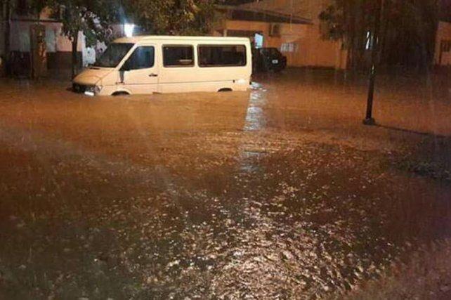 Las familias evacuadas en Concepción esperan volver a sus casas