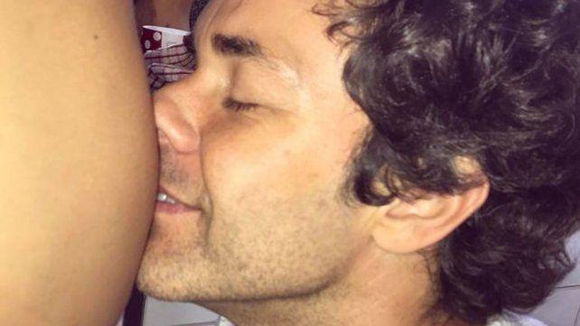 Mariano Martínez confirmó el sexo y el nombre del bebé que espera su novia