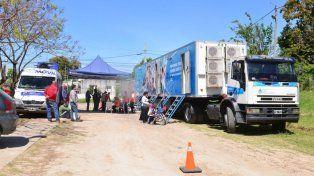 Los camiones sanitarios atenderán este miércoles a meretrices