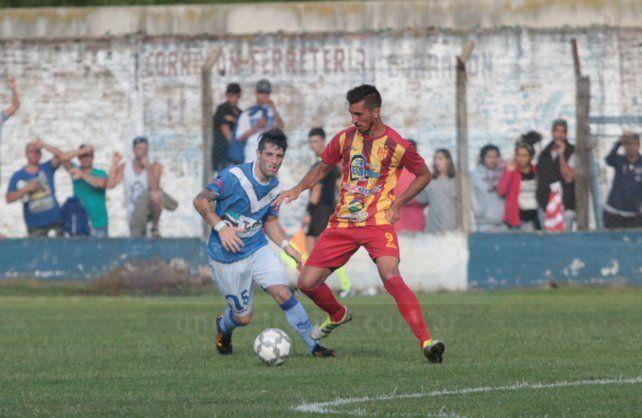 Sportivo Urquiza rescató un punto ante su gente