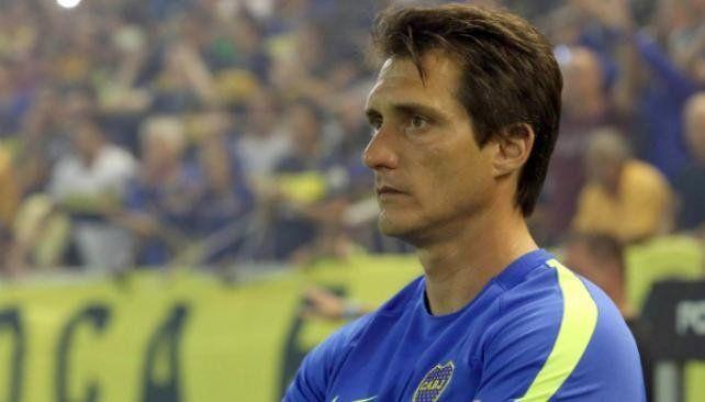 No tengo en mente mi renovación, me preocupa cómo juega Boca