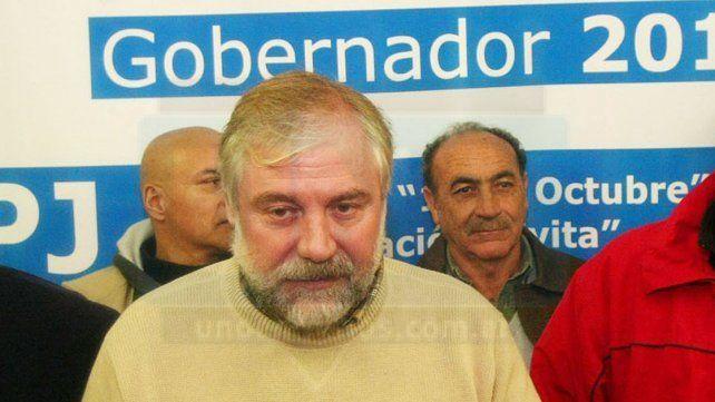 El centro de las miradas. Allende busca un acuerdo con el fiscal.