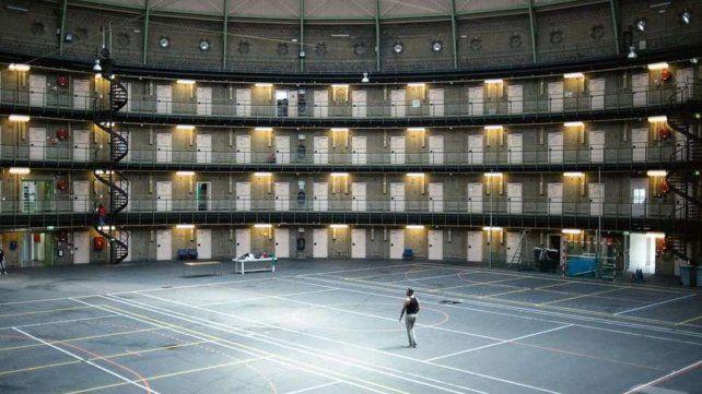 Cárceles: imitar un modelo que no es zona roja