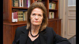Elena Highton de Nolasco continuará en la Corte Suprema