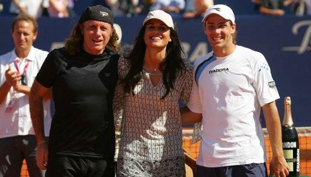 Argentinos en el Buenos Aires Lawn Tennis Club