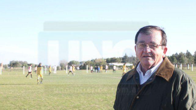 Luto en el fútbol de Paraná: falleció el dirigente Oscar Chapino