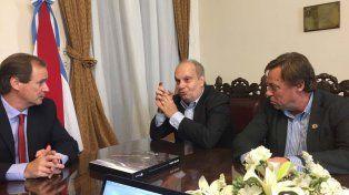 Lombardi confirmó que Baxada será parte de la red federal de contenidos