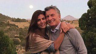 Juliana Awada publicó una foto con Mauricio Macri por el Día de San Valentín