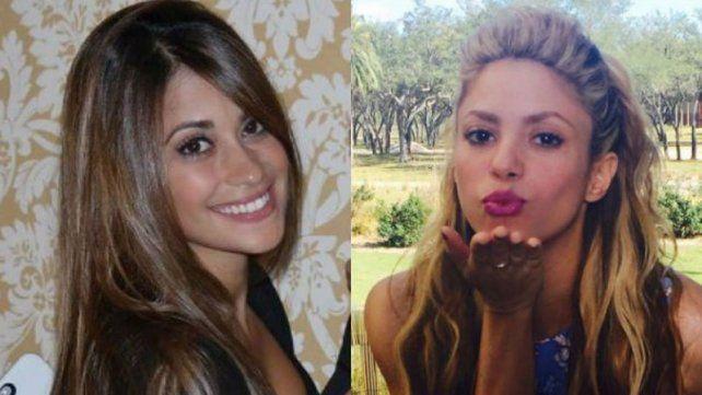 Una infidelidad: el trasfondo de la pelea de Antonella Roccuzzo y Shakira