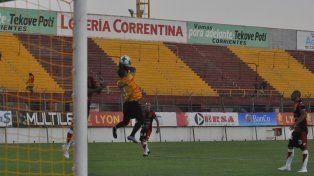 Patronato perdió ante Crucero en Corrientes