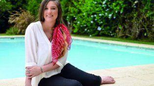 Juana Repetto bajó 32 kilos después del parto Juana recuperó su figura luego de ser mamá