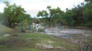 En febrero. En Gualeguaychú ya llovió en el mes 504 milímetros.