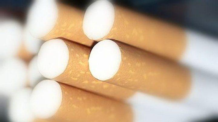 Este lunes aumentan los cigarrillos