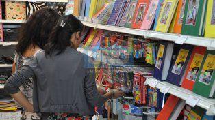 La canasta escolar básica en Entre Ríos ronda los 2.300 pesos