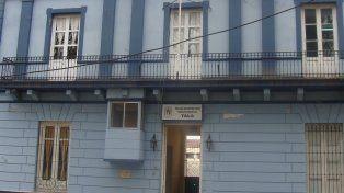 Jefatura de Policía de Rosario del Tala.