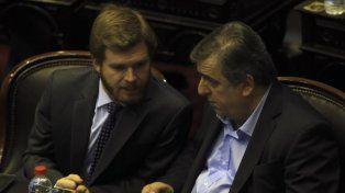 El oficialismo logró frenar la interpelación a Macri, Peña y Aguad