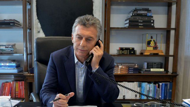 Trump invitó a Macri a visitar Washington