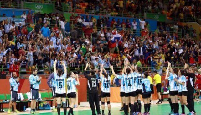 La Selección Femenina de Handball jugará dos amistosos en el CeNARD