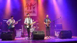 Impronta. Los integrantes de 4to Tiempo tienen entre 17 y 21 años; y sus influencias van de Pappos Blues a Ciro y Los Persas.