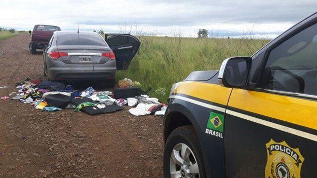 Asaltaron a tres familias entrerrianas en Brasil