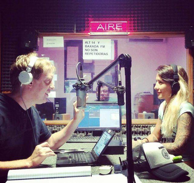 FM Baxada es repetidora de Radio Nacional Buenos Aires