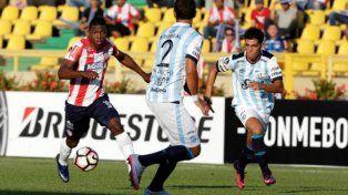 Atlético Tucumán perdió por la mínima y define en Argentina