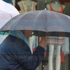Continúa vigente el alerta por tormentas fuertes y lluvias intensas