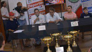 Los dirigentes dieron detalles de las actividades que serán durante dos fines de semana en la capital entrerriana.
