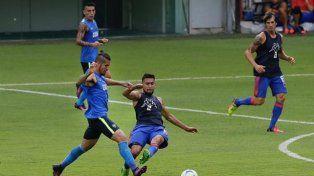 Boca y Tigre no se sacaron diferencias en un amistoso