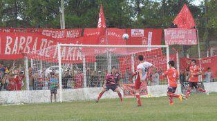 Central Larroque venció 3 a 2 al local, María Auxiliadora.