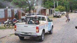 En Salud de La Paz esperan que sigan los dias de sol para poder fumigar. Foto Fuente Internet.
