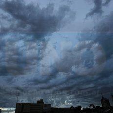 Alerta meteorológico por lluvias y tormentas para el norte y centro de Entre Ríos
