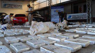 Detuvieron al hermano del viceintendente de Itatí con más de 500 kilos de marihuana