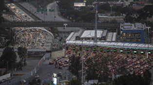 Paso fronterizo de San Ysidro, Tijuana