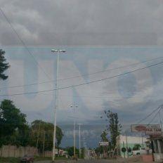 Entre Ríos continúa en el área de cobertura del alerta por lluvias y tormentas intensas